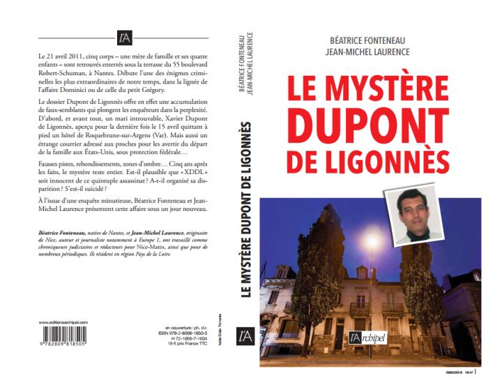 Jean Michel Laurence Xavier Dupont De Ligonnes La